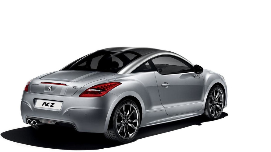 Peugeot RCZ Onyx announced