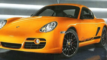 Porsche Developing New Lightweight Cayman Clubsport