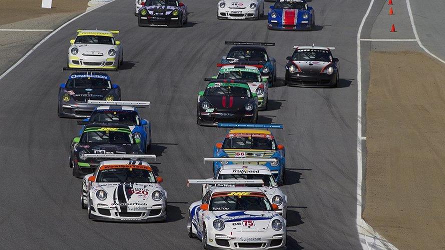 Porsche Rennsport Reunion IV behind the scenes [video]