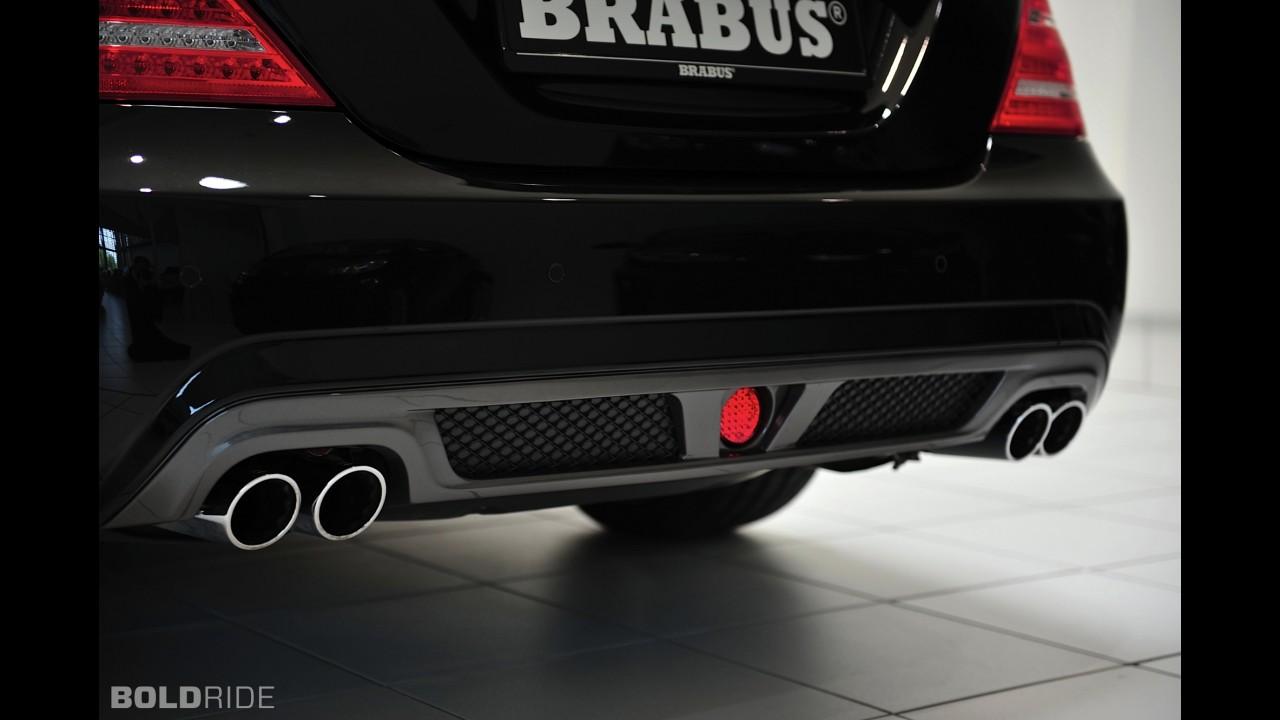 Brabus Mercedes-Benz S-Class AMG