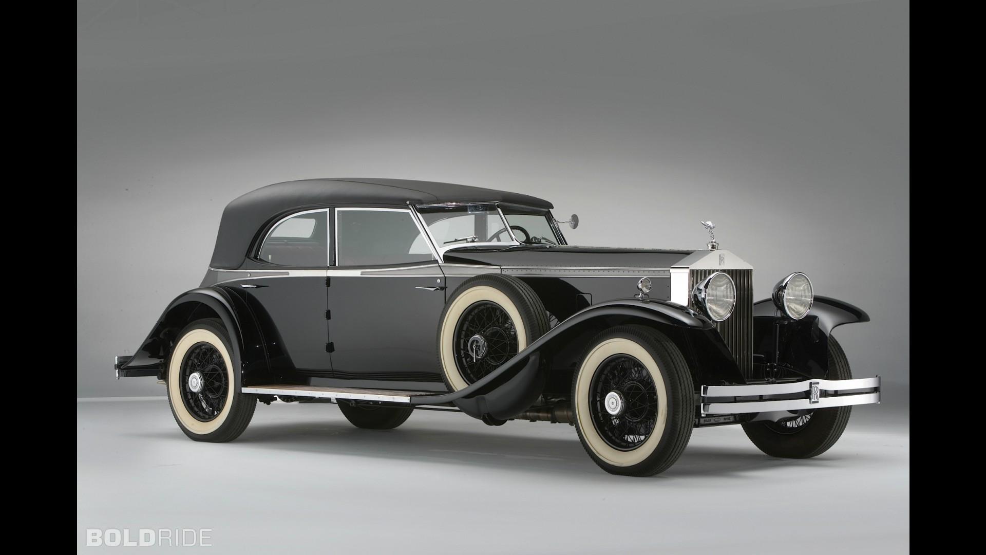 rolls royce phantom ii newmarket sport sedan. Black Bedroom Furniture Sets. Home Design Ideas