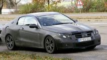 Spied: 2009 Mercedes CLK
