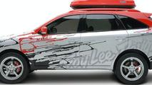 Hyundai Veracruz High-Tech Urban Escape Vehicle at SEMA