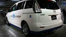 Mazda Premacy Hydrogen RE Hybrid At Tokyo