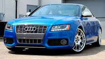 Audi S5 with BBS Rims
