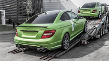 Mercedes-Benz C63 AMG Coupe Legacy Edition