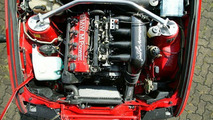 MK-Motorsport BMW E30 M3 carbon intake plenum