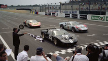 Ford Reunites 1966 Le Mans Winning GT Mark II