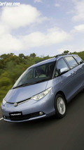 New Toyota Tarago Launched (Australia)