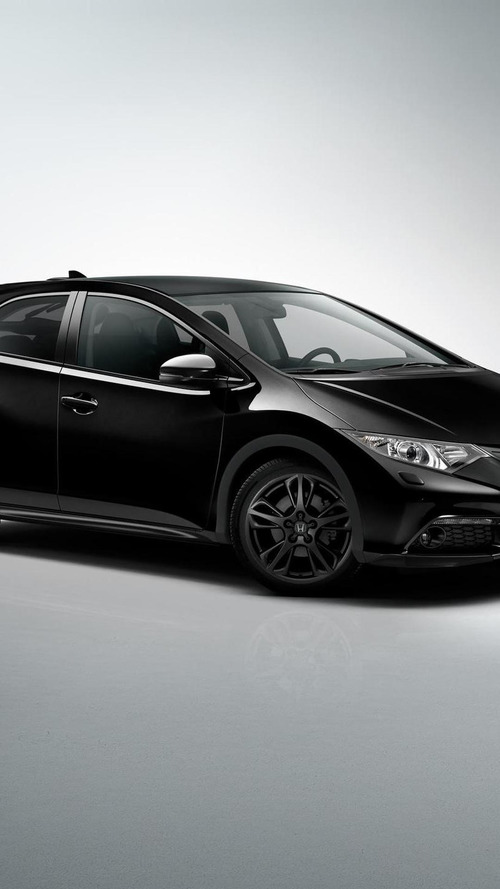Honda launches Civic Black Edition in UK