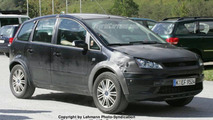 New Ford C-Max 4x4 Spy Photo