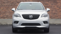 First Drive 2017 Buick Envision Motor1 Com