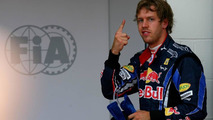 Vettel not ready to give up 2010 title chances
