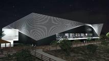 The Art of Progress, exhibition at the Audi Pavilion on Miami Beach