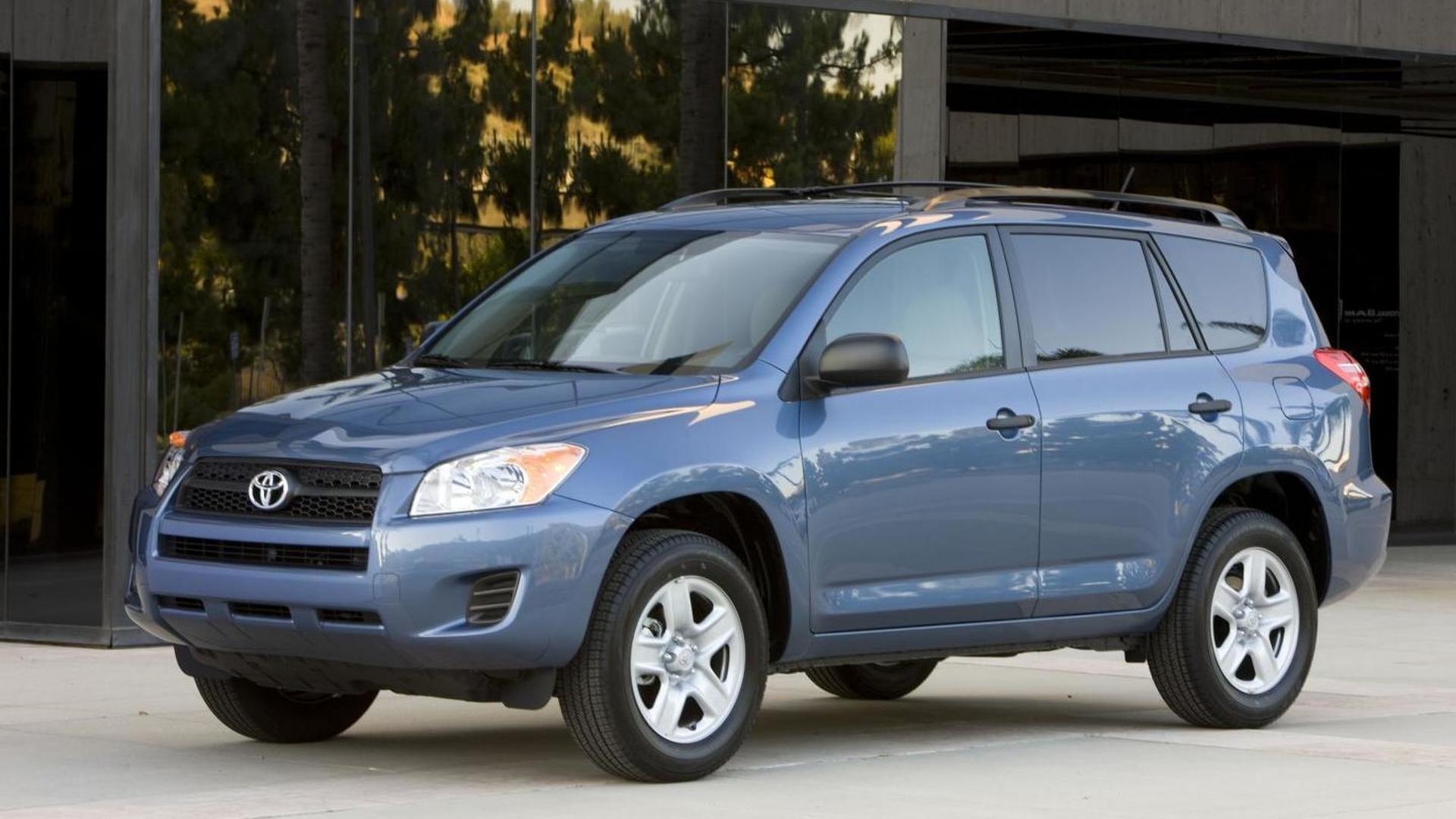Toyota to introduce RAV4 EV at LA Auto Show