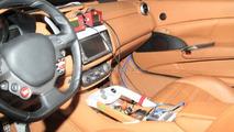 2012 Ferrari 612 shooting brake spied 18.01.2011
