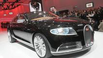 Bugatti 16C Galibier Makes Public Debut in Geneva