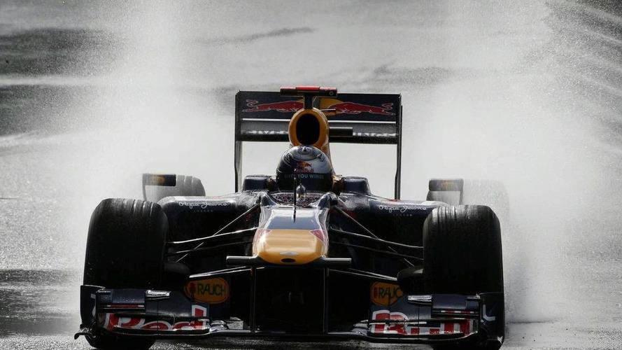 Vettel rues F1's refuelling ban