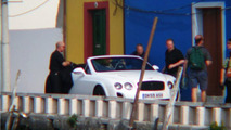 Bentley Continental Supersports Convertible Spied
