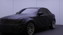 BMW 1-Series M Coupe new teaser video released