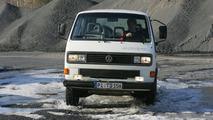 Volkswagen Transporter T3 van
