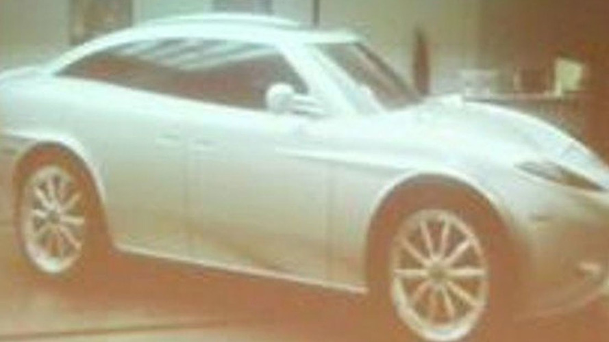 Spyker Peking-to-Paris SUV Fresh New Image Surfaces
