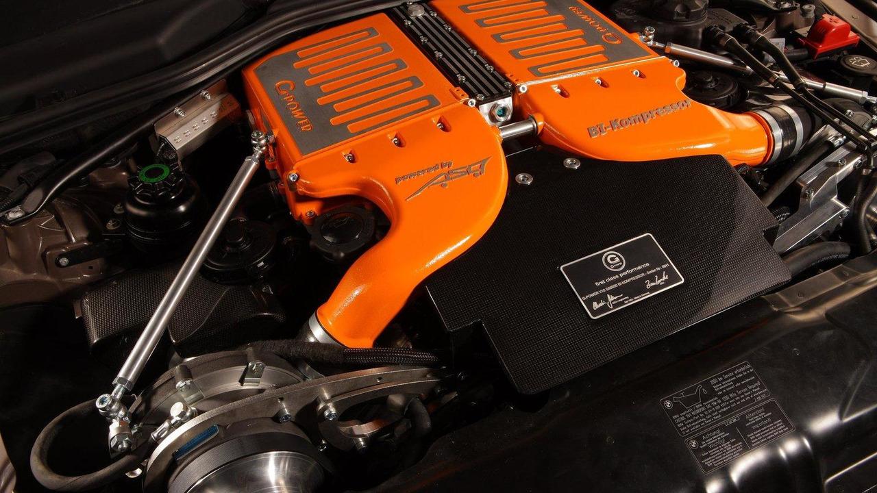 G-POWER E61 M5 HURRICANE RS Touring 21.02.2011