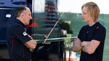 Red Bull drops F1 reserve Hartley - reports