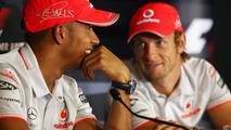 Hamilton not yet McLaren's de facto no.1 - Whitmarsh
