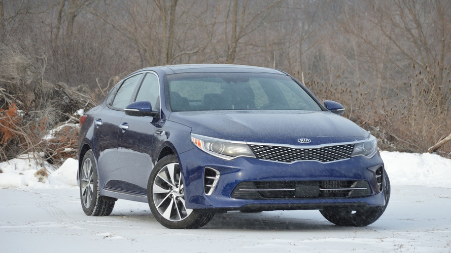 Review: 2016 Kia Optima