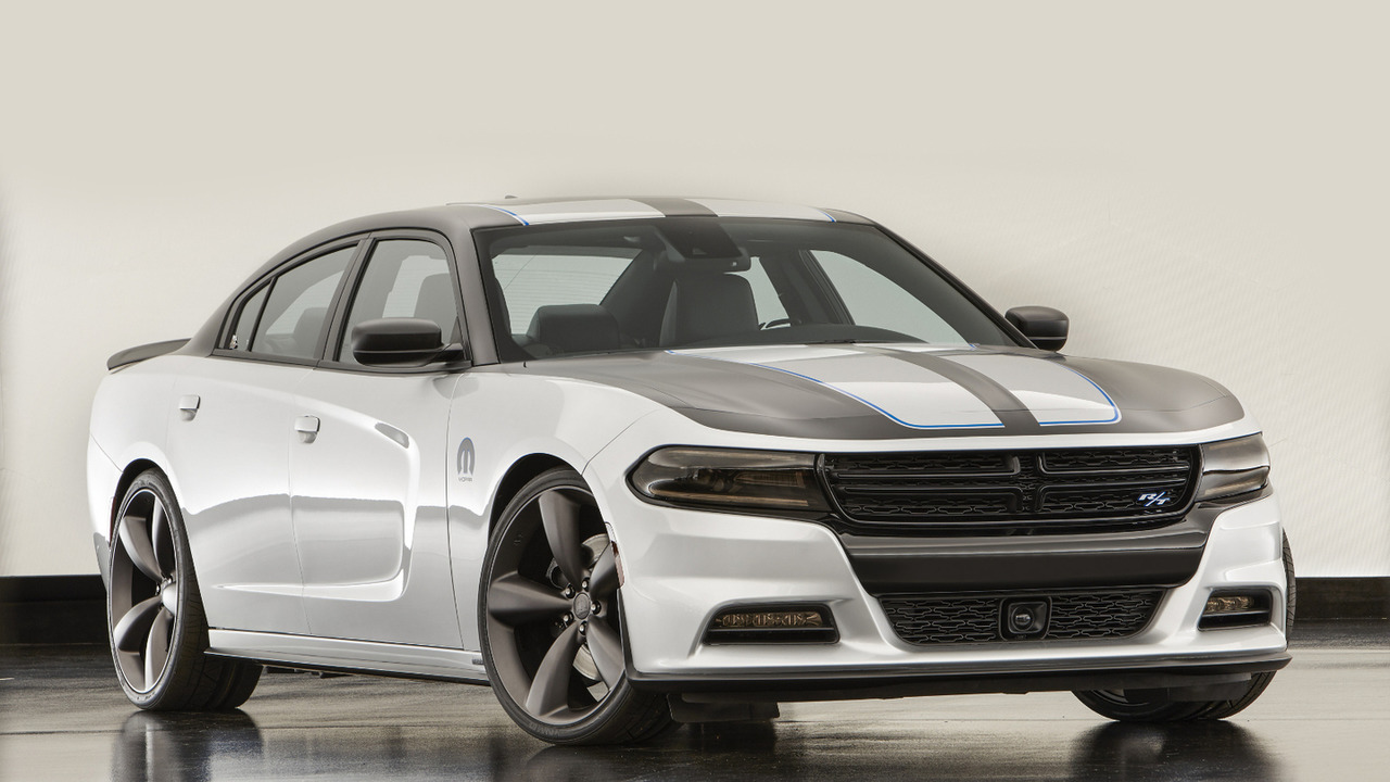 Dodge Charger Deep Stage 3