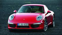 New Porsche 911 driven hard [video]