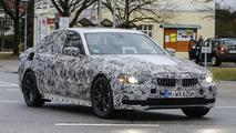 2018 BMW 3 Series prototype spied