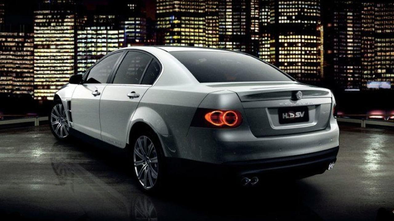Holden HSV E Series Senator Signature