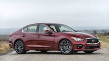 2016 Infiniti Q50 Red Sport 400 priced from $47,950