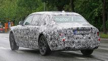 2018 Rolls Royce Phantom spy photo