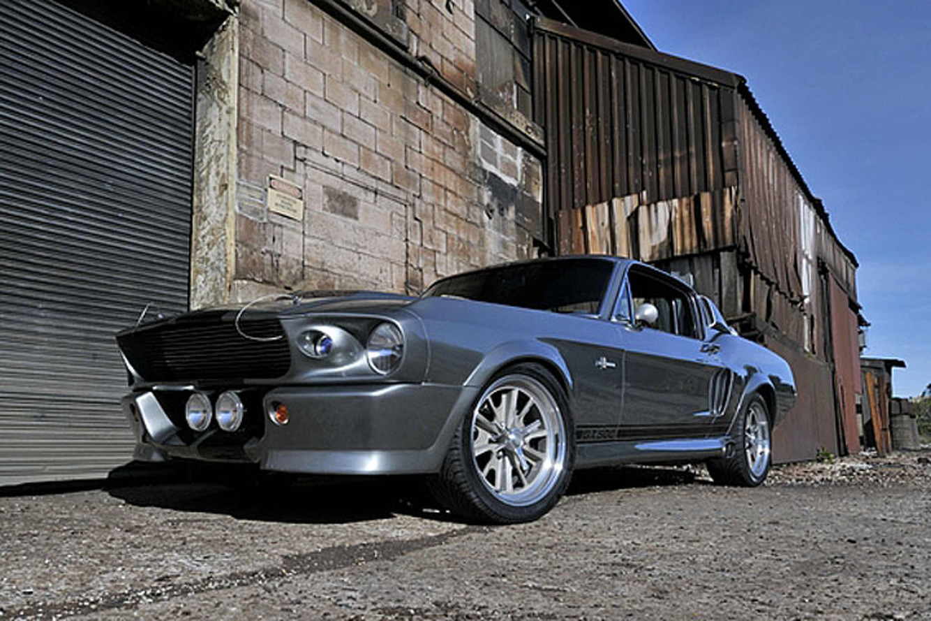 Gone in 60 Seconds Eleanor Mustang Fails To Sell