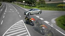 Segredo - Honda prepara moto com frenagem de emergência