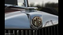 MG VA Tickford Drophead Coupe