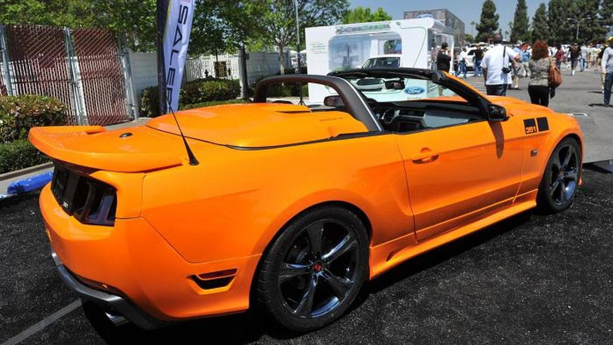 Saleen reveals 351 Mustang prototype