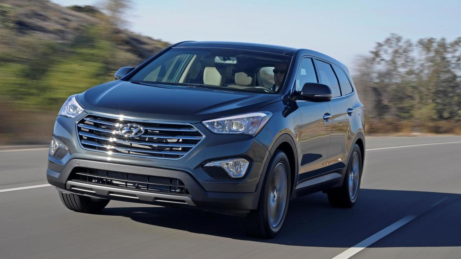 Hyundai considering a luxury crossover to battle the Lexus RX - report