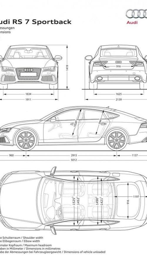 2014 Audi RS7 Sportback storms Detroit [video]