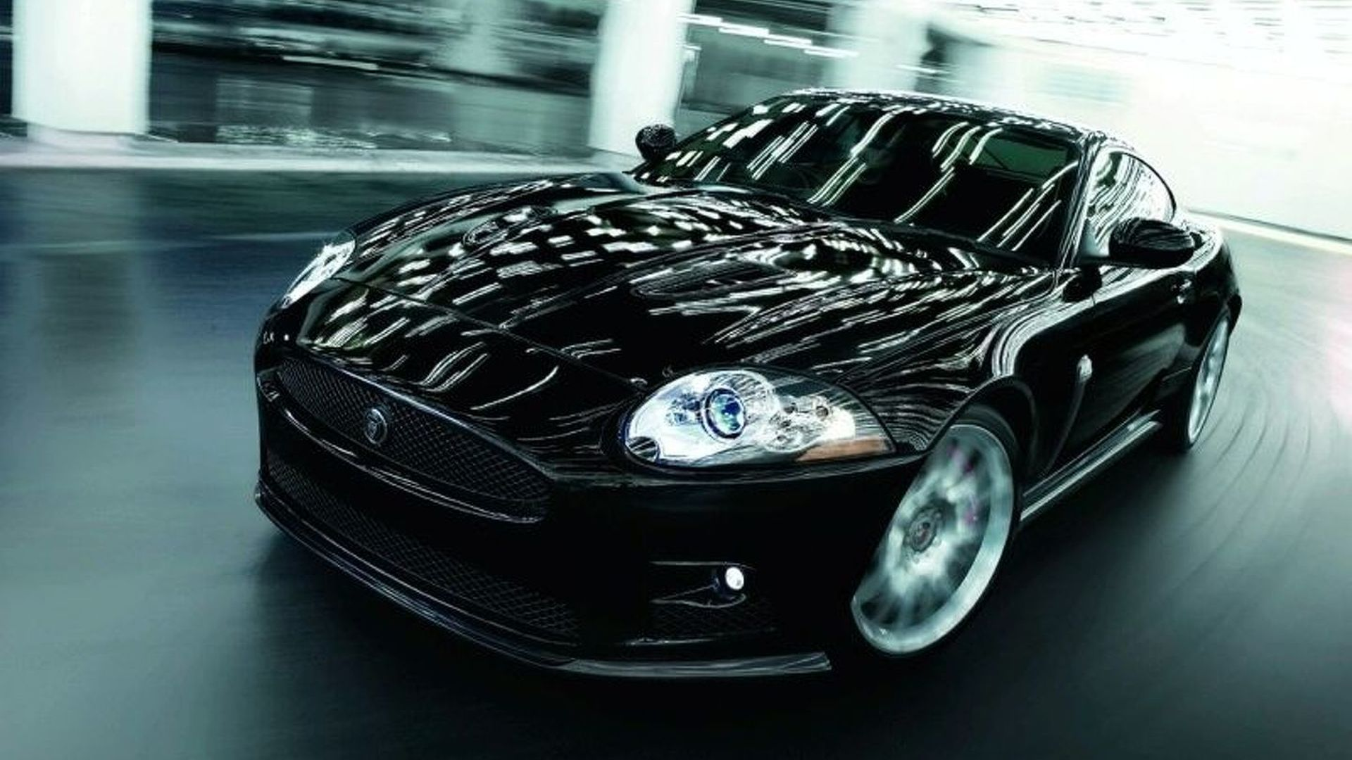 Jaguar XKR-S Revealed in Geneva