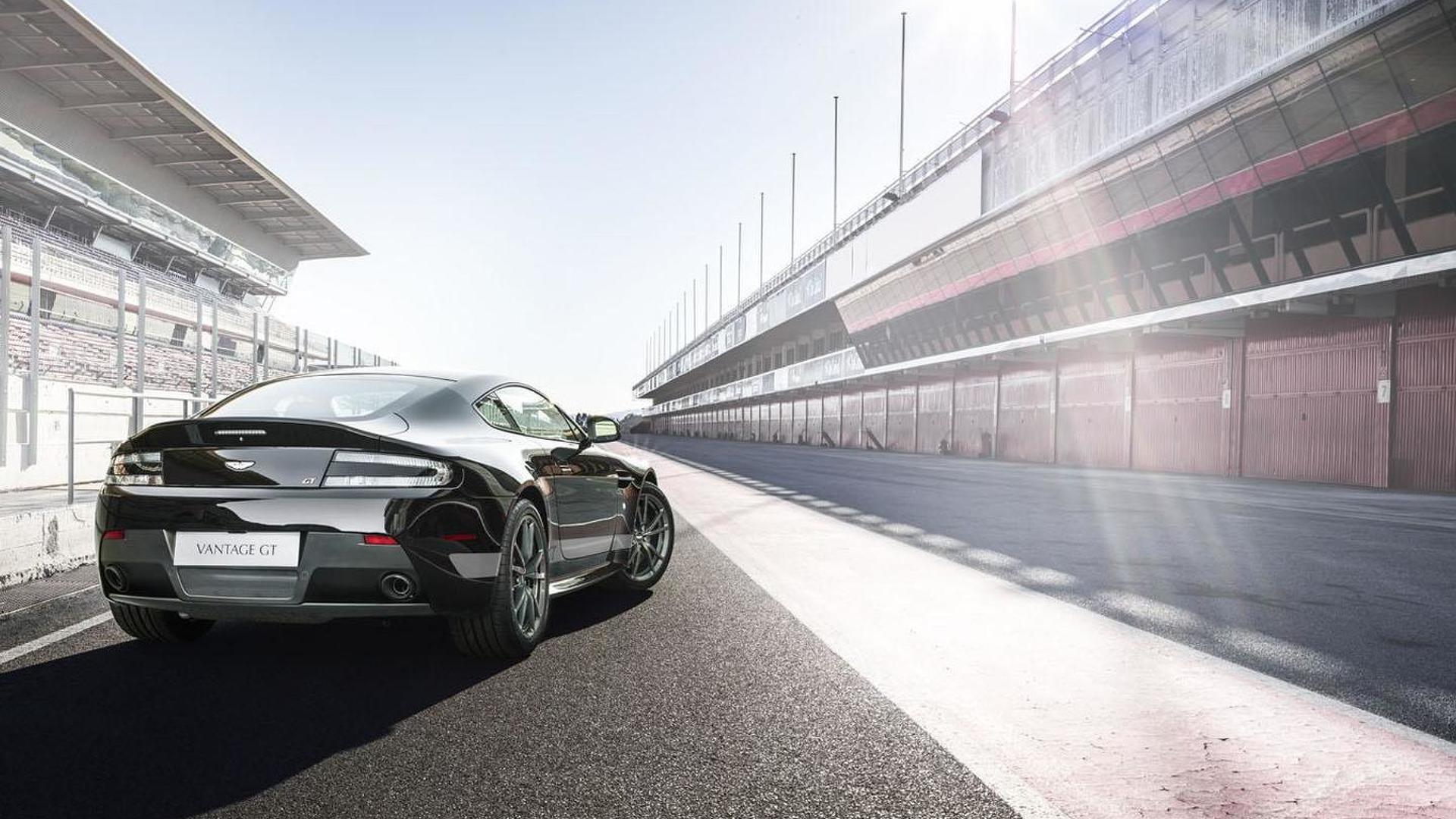Aston Martin exec downplays entry-level model, says they are committed to sports cars