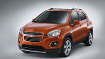2015 Chevrolet Trax pricing announced (US)