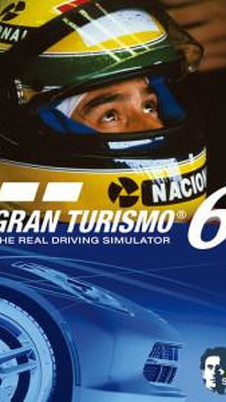 Gran Turismo 6 and Ayrton Senna 26.10.2013