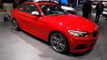 2014 BMW M235i live at 2014 NAIAS