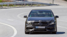 2016 Mercedes A45 AMG spy photo