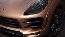 Porsche Macan URSA Aurum by TOPCAR