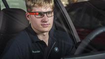BMW engineers with Google Glass
